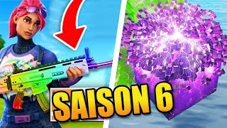 FORTNITE SAISON 6: The date and its secrets!