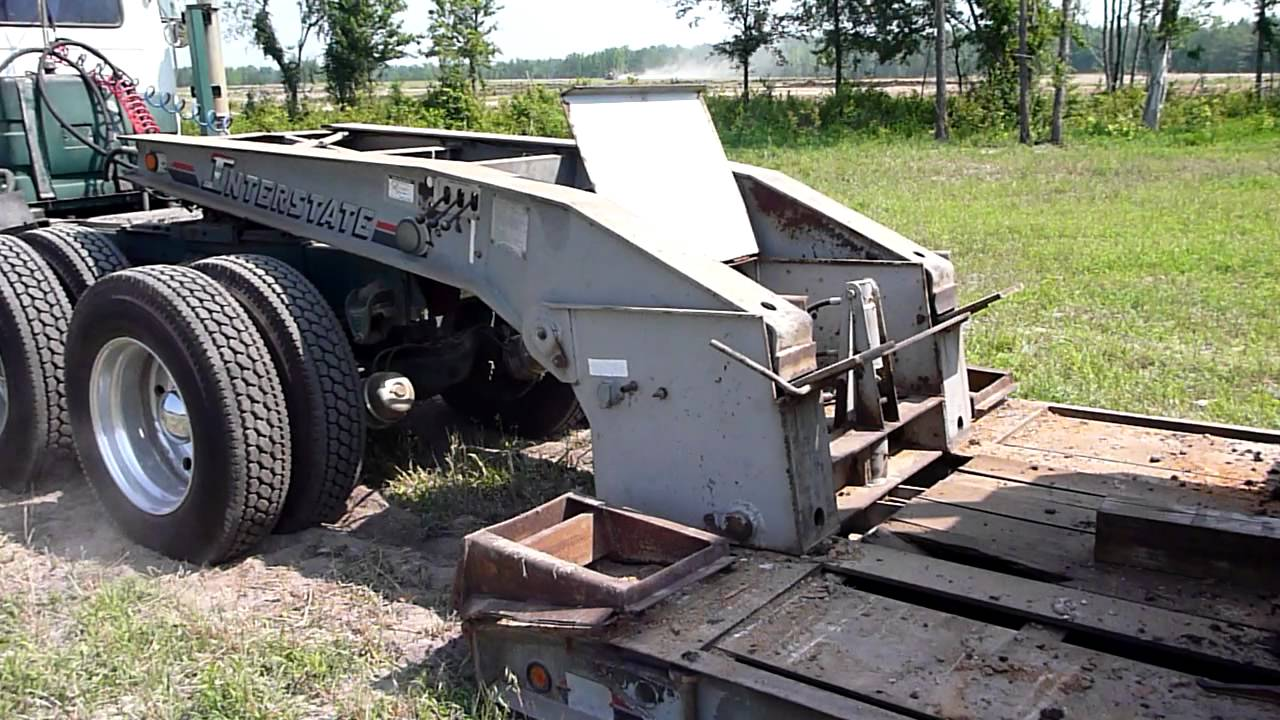 hooking up a tractor trailer The tractor, which uses an including functional headlights and taillights that light up at night or in a dark location a bodhi towing a trailer.