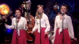 The Three Belles In The Mood Live