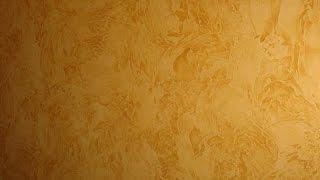 видео Покраска стен: порядок работ и варианты декоративной отделки