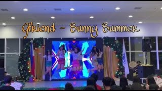 [ÆØN] Sunny Summer Cover_여자친구 Gfriend