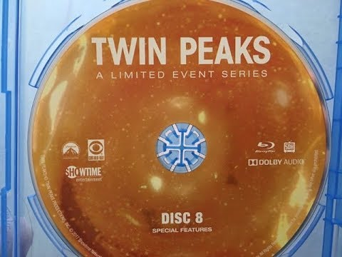 "DISC 8: ""TWIN PEAKS"" SEASON 3 / THE RETURN BLU-RAY (INITIAL REACTION / *SPOILERS)"