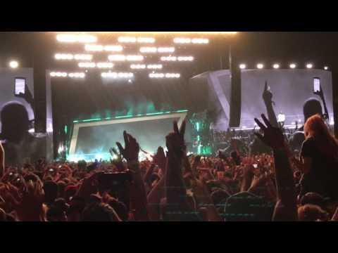 Kendrick Lamar 'Love' @ Coachella Valley Music and Arts Festival