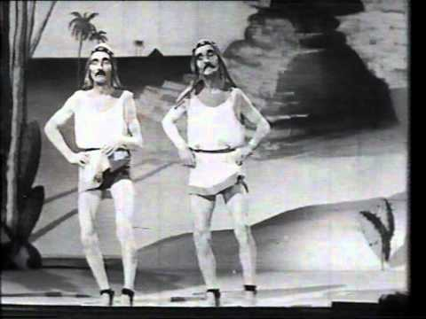 ORIGINAL VIDEO: WILSON, KEPPEL & BETTY, Sand Dance 1933. HQ.