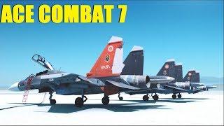 ACE COMBAT 7 LIVE
