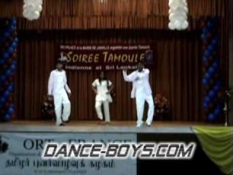 Tamil Dance - Podu Attam Podu [ D-BOYS and GIRLS ]