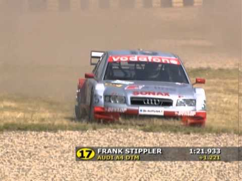 Frank Stippler 2005 DTM at Oschersleben Free Practice MPEG2