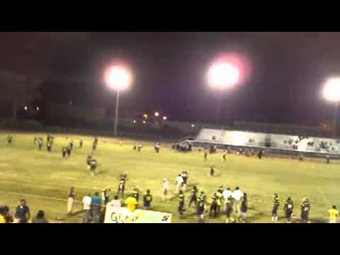 Pointe Coupee Central at Madison Prep Academy 9/14/12 Part 1