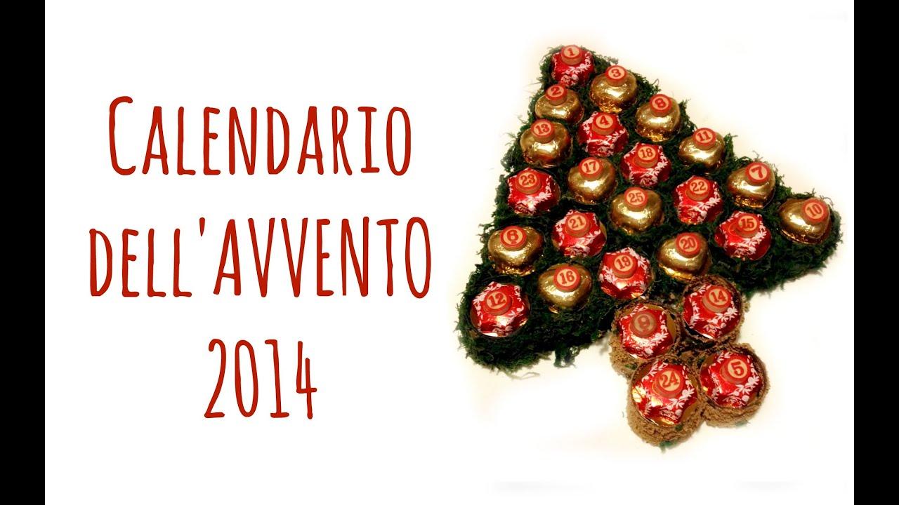 Calendario dell'Avvento 2014: Albero, presepio e tombolaaa ...