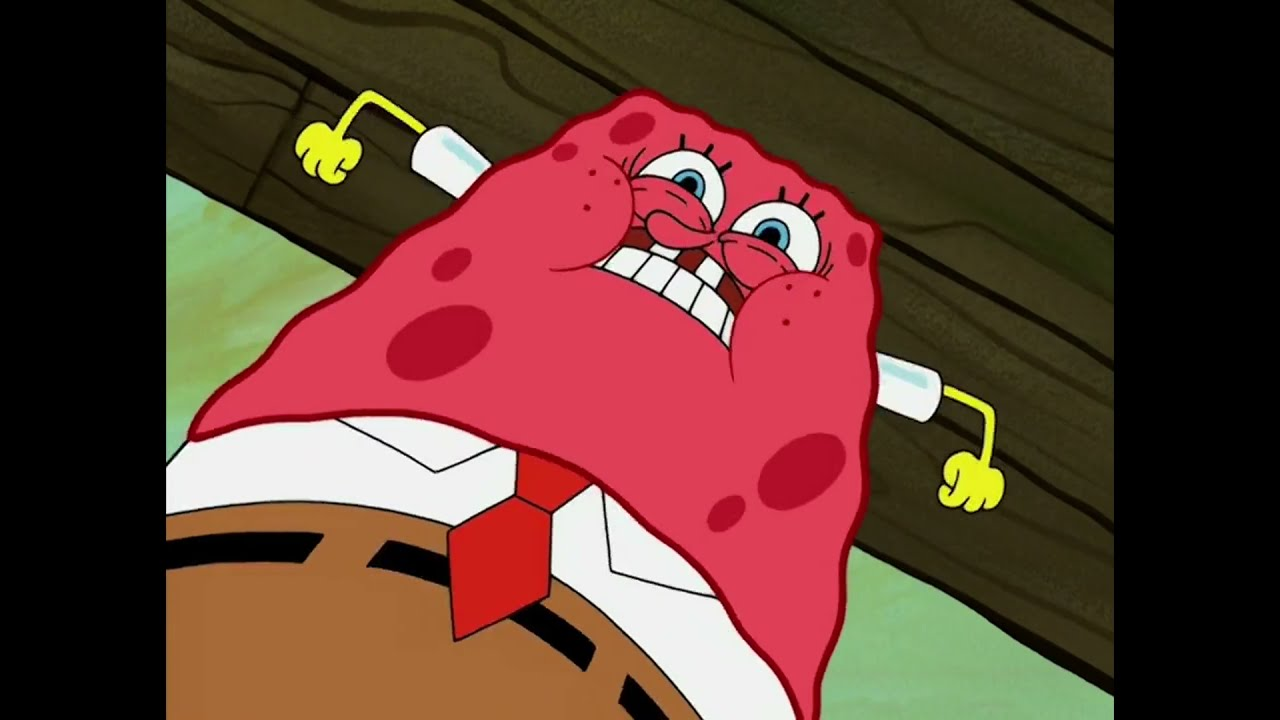 Download SpongeBob Mad Compilation