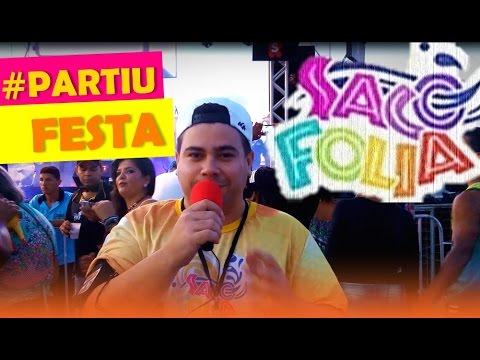 Saco Folia 2017 com a The Social