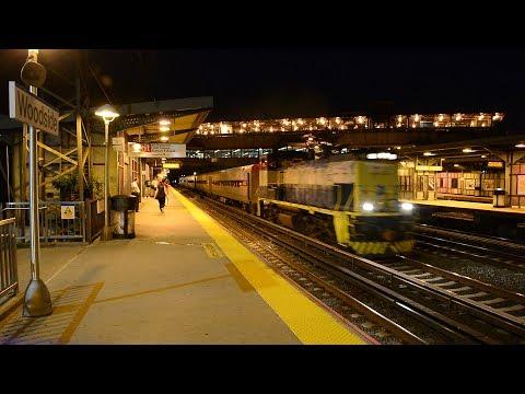 MARC Railcars Arrive on the Long Island Rail Road