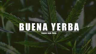 "Base de Rap Guitar Old School - ""Buena Yerba"" [Young Som]"
