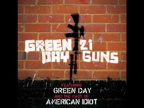 "Green Day - 21 Guns (feat. The Cast of ""American Idiot"") [HD]"