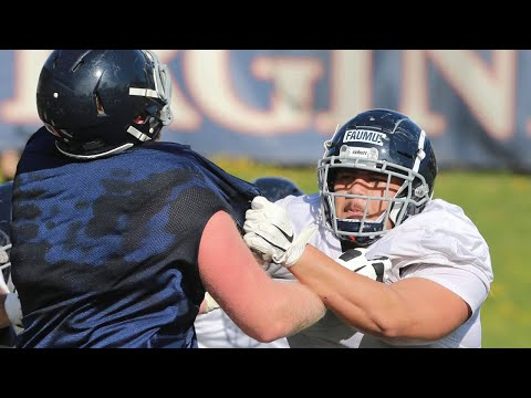 FOOTBALL: Spring Ball Sights and Sounds