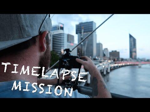 SOUTH BRISBANE TIMELAPSE MISSION || VLOG 9
