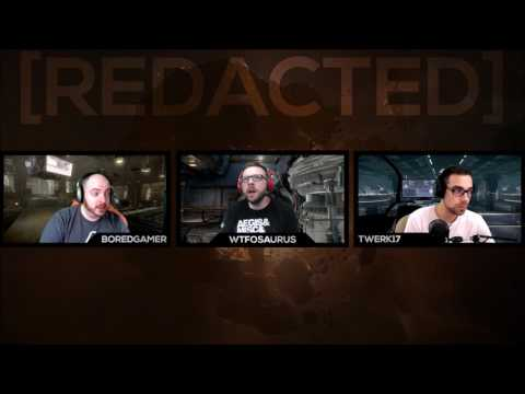[REDACTED] Star Citizen Podcast #117   What Am I Thinking?