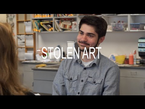 OTP Film - Stolen Art