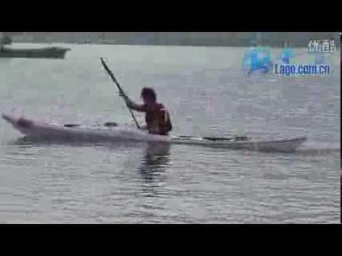 Kayak de mer Sea Kayak Boreal Design 2014 Baffin T2 Thermo