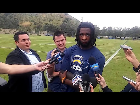 Chargers Rookie Mini-Camp: WR Mike Williams