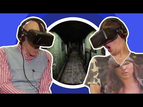 ВЗРОСЛЫЕ И МОЛОДЫЕ ИГРАЮТ В VR - Видео онлайн