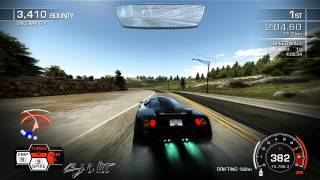 Need For Speed: Hot Pursuit   Highway Battle 3:53.41   Former World Record