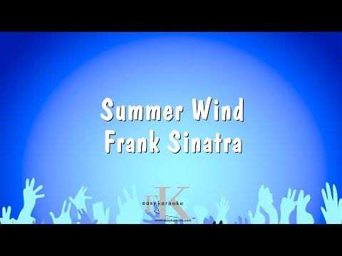Summer Wind - Frank Sinatra (Karaoke Version)