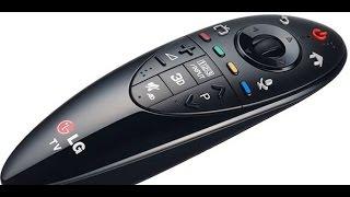 Як розібрати та зібрати пульт LG Magic Remote