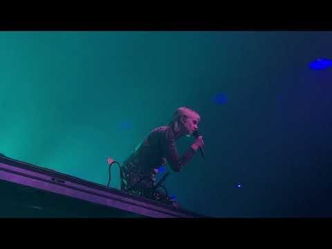 9 (after Coachella) - Cashmere Cat & MØ & SOPHIE (live Philly)