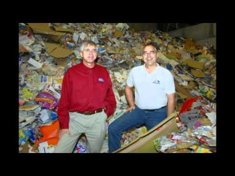 The Making of SRD Single Stream Recycling Facility
