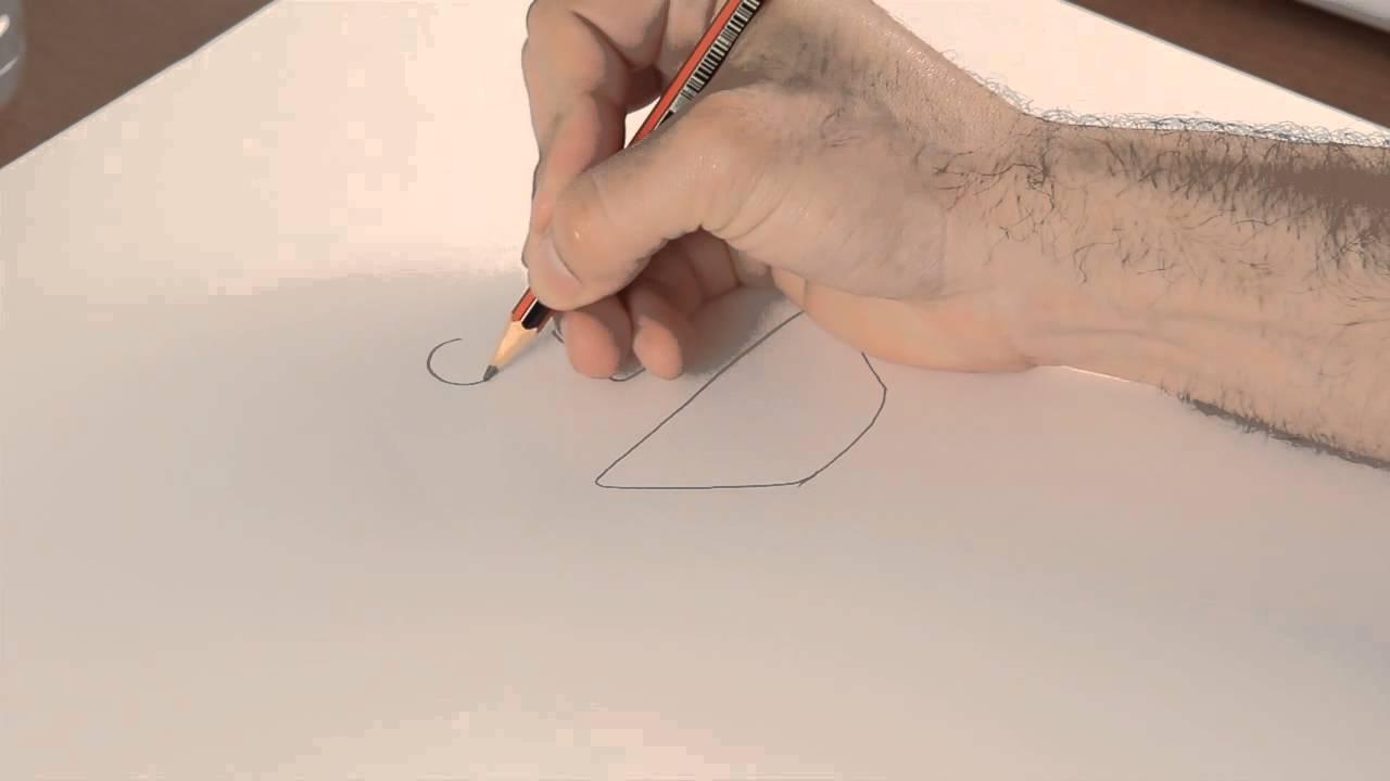 Cmo dibujar dientes trapezoidales  Aprende a dibujar como un