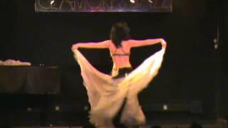 Debut de Paula A. convertida en Shana (02).mpg