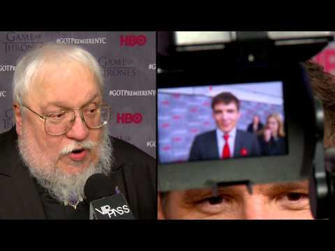 VIP PASS RED CARPET GAME OF THRONES S4