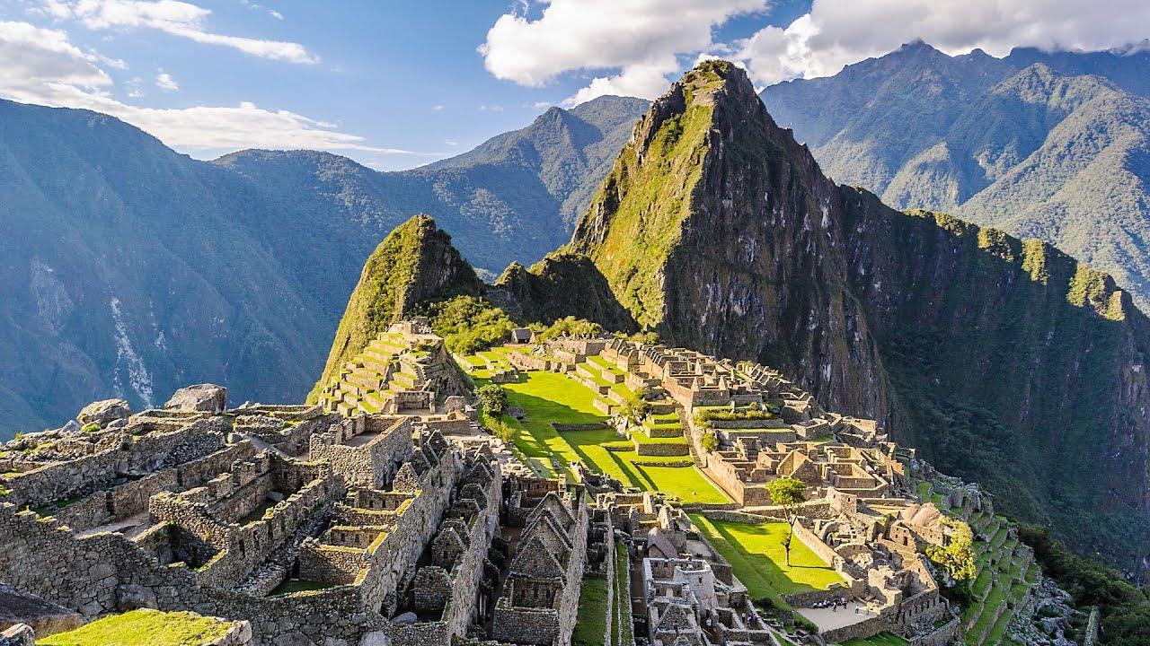 Machu Picchu, Peru - YouTube