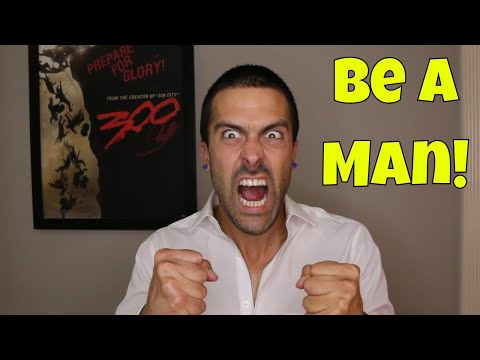 Masculine Energy - Tap Into Your Masculinity!