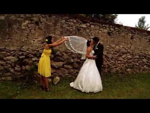 Olesja & Slava Russische свадьба - Fotoshootingclip - Hochzeitsfilm Thüringen / CINE EMOTION
