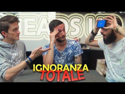 UN NUOVO LIVELLO DI IGNORANZA - Heads UP w/Marza & Dread