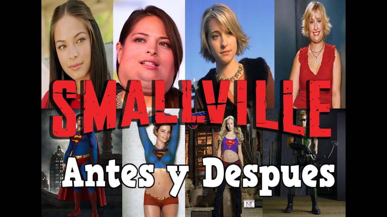 Smallville serie antes y despues 2016 youtube for Banos reformados antes y despues