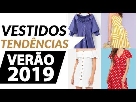 a0177b2568d4 TENDÊNCIAS VERÃO 2019 +100 VESTIDOS | CONSULTORIA DE IMAGEM | CÁ ...