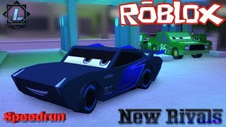 [ROBLOX SPEEDRUN] [VOITURES 3] SAUVER FLASH MCQUEEN! Aventure Obby - France 10:07 min. » Ludaris