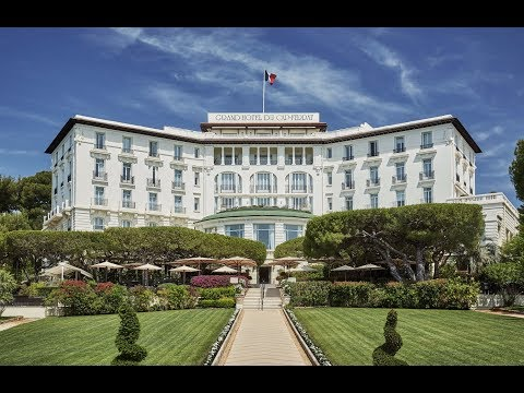 Grand Hôtel du Cap Ferrat, French Riviera