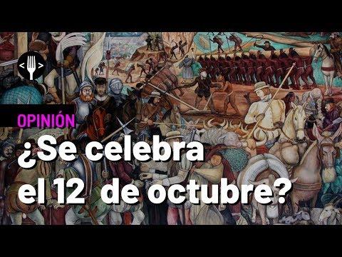 ¿Debemos celebrar el Día de la Raza?