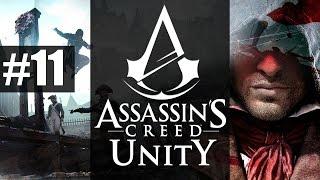Assassin's Creed Unity #11 - Ucieczka [1080p]   PC PL   Vertez   Gameplay / Zagrajmy w
