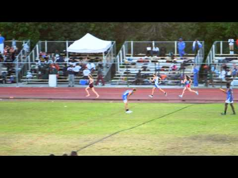 girls distant relay
