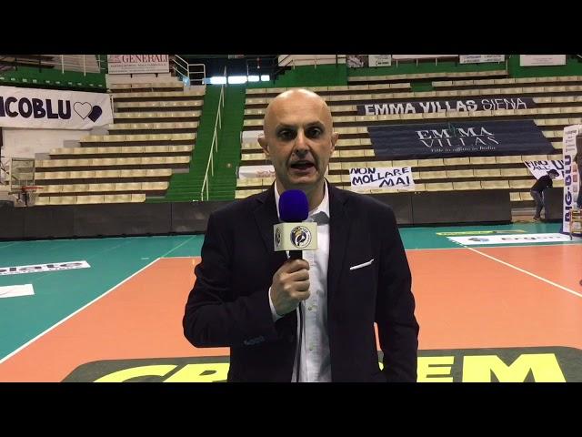 Coach Zambonardi analizza la sconfitta di Gara 3