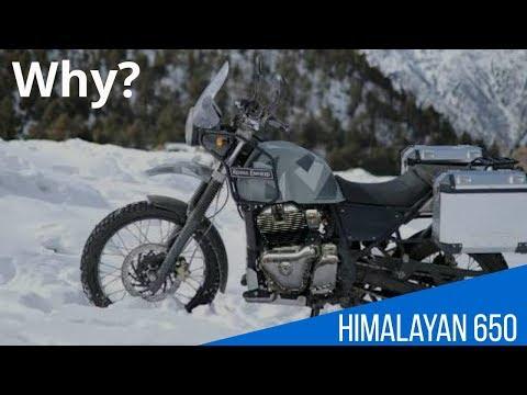 ROYAL ENFIELD HIMALAYAN 650 CC | WHY WE NEED ONE | RICH INDIA MOTO