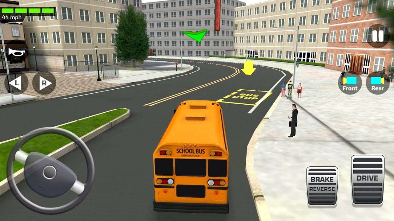 GAMES2WIN SCHOOL BUS WINDOWS DRIVER