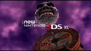 Zelda: Majora's Mask 3D and Monster Hunter 4 Ultimate New 3DS XL commercials