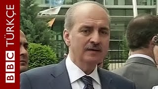 Başbakan Yardımcısı Kurtulmuş: En uzak ihtimal erken seçim - BBC TÜRKÇE