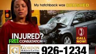 Baton Rouge Motorcycle Wreck 18-Wheeler Accident Lawyers - Gordon McKernan - Rhyme 1